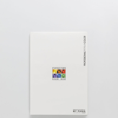 PROFESSIONAL BY FAMA COMPACT COLOR CHART  1Stück