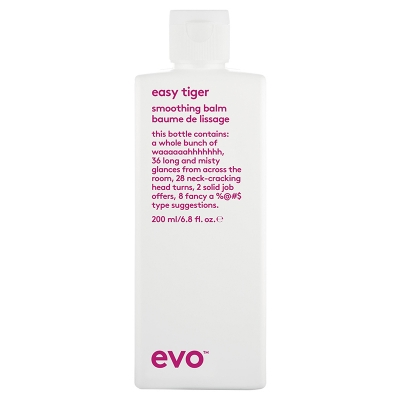 easy tiger smoothing balm  200ml