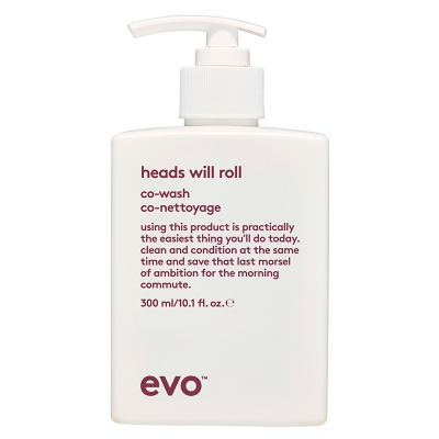 heads will roll co-wash  300ml