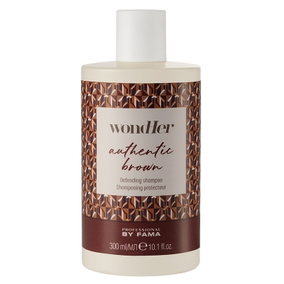 AUTHENTIC BROWN DEFENDING SHAMPOO  300 ml
